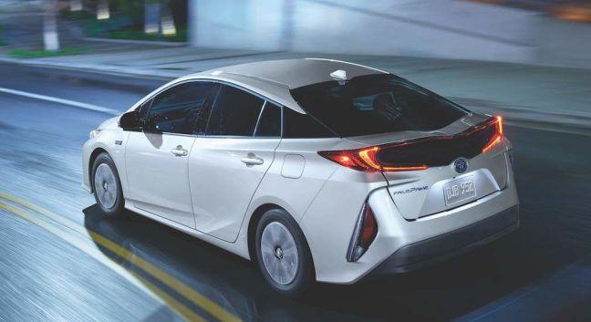 Toyota-Prius-Prime-Plug-In-Hybrid-In-White
